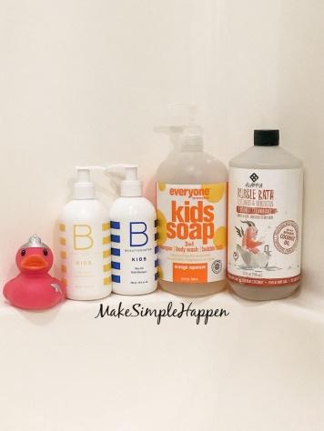 Clean Ingredient Bath Brands