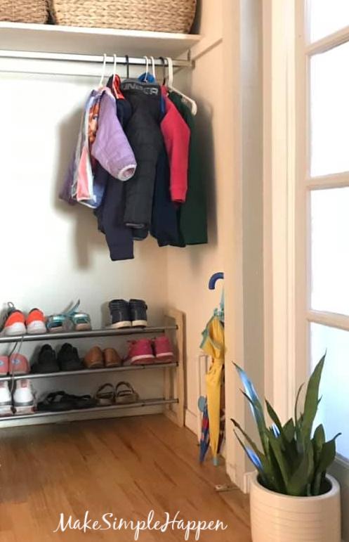 Shoe Free Zone