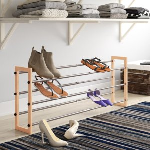 Expandable+3-Tier+15+Pair+Stackable+Shoe+Rack-Wayfair